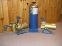 Jacuzzi Pump and Filter in Excellent Working Condition