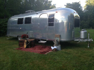 1966 Airstream Overlander- Trailer Park Boys Special