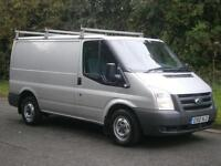 2010(10)Ford Transit T260 SWB LOW ROOF, MET SILVER, READY FOR WORK, FINANCE?