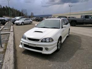 1999 Toyota Caldina GT-T