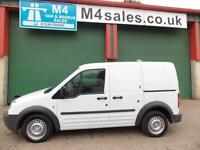 Ford Transit Connect 90ps,swb van with sld.