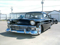 1956 Chevy 210 with 572 Cubic Inch Engine