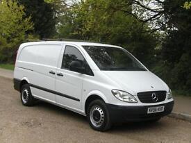 Mercedes-Benz Vito 2.1TD Basic - Long ( High Roof ) Dualiner 109CDI