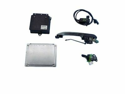 ECU ABS Module Door Handle Ignition Switch Set AT 4.0L Land Range Rover 2000 00