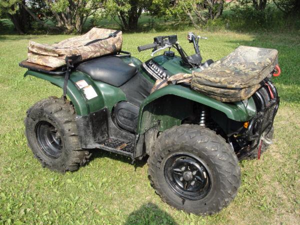 Used 2000 Yamaha Kodiac 400 ultramatic 4x2