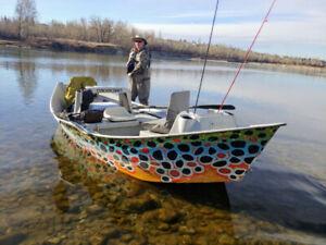 Drift Boat Kijiji In Alberta Buy Sell Save With Canada S 1