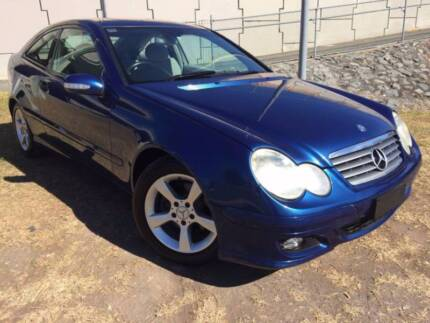 ***05 MERCEDES C180 LUXURY AUTO LIKE NEW*** Springwood Logan Area Preview