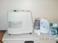 Bionaire & MoistAIR Humidifiers EXCELLENT CONDITION