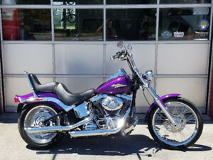 2008 Harley-Davidson Softail Custom FXSTC * Only 4,000kms! *