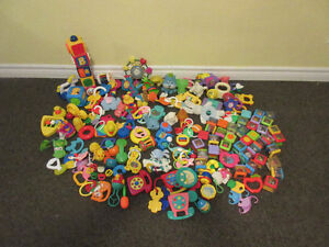 ASSORTED TOYS FOR AGES 0 – 24 MONTHS
