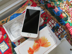 Apple iPhone6S 16GB Rose Perfect and Factory Unlocked