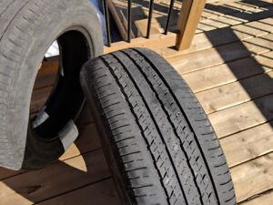 4 pneus d'été Bridgestone