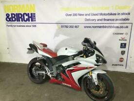 YAMAHA YZF R1 07, White / Red, Delivery, Finance,