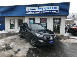 2014 Hyundai Santa Fe Sport 2.0T, Heated steering wheel!!!