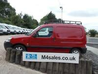 Peugeot Partner 600 LX Car Derived Van 1.6 Manual Diesel