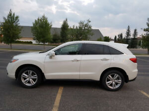 2013 Acura RDX SUV,AWD,Low KM,No Accidents,Backup Camera