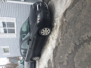 2007 Mazda 3 up for trades