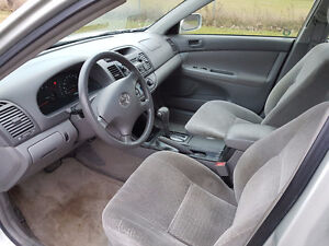 2003 Toyota Camry NO ACCIDENTS / SAFETY / E-TEST / WARRANTY London Ontario image 5