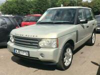 2007 Land Rover Range Rover 3.6 TDV8 HSE 5d 272 BHP Estate Diesel Automatic