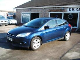 2012 (12) Ford Focus 1.6 TI-VCT Edge 5d ** New MOT **
