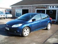 2012 (12) Ford Focus 1.6 TI-VCT Edge 5d ** New MOT **