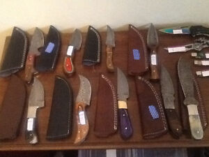 Damascus knives for sale,,brand new,,,new knives all the time Kitchener / Waterloo Kitchener Area image 7
