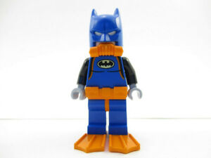 Genuine LEGO Scuba Batsuit