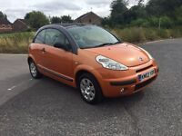 "CITROEN C3 PLURIEL 1.6 03/PLATE MOT JAN 2017 ELECTRIC/WINDOWS ALL ROUND """"85k""""3 DOOR"