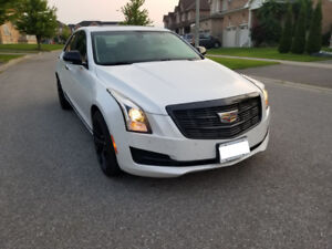 2015 Cadillac ATS AWD 2.0T Luxury