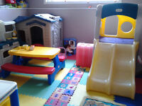 Loving, reliable, dependable home day care, 2 full time spaces