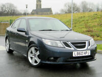Saab 9-3 1.9TTiD ( 160ps ) Auto 2011MY Turbo Edition WITH FSH+LEATHER+PDC++