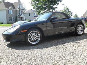 2003 Porsche Boxster Cabriolet