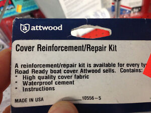 Boat Cover Reinforcement Kit - Only $25 Peterborough Peterborough Area image 2