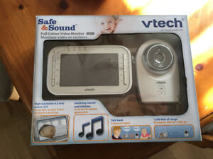 vtech color/ night vision baby monitor