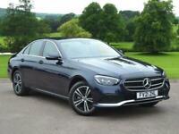 2021 Mercedes-Benz E CLASS DIESEL SALOON E220d Sport 4dr 9G-Tronic Auto Saloon D