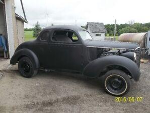 1938 Dodge Business Coupe Hemi