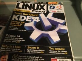 Linux Format magazines