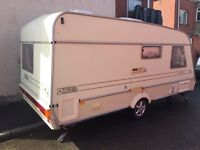 Ace Pioneer 5 Berth Caravan. Ideal starter van