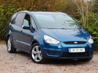 Ford S-MAX 2.0TDCi ( 140ps ) 2006.5MY Titanium