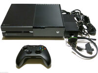 **Microsoft Xbox One 500 GB Black Console (Without Kinect)**
