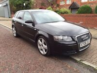 06 Audi A3 1.9 TDi mint runner. S line alloys long MOT