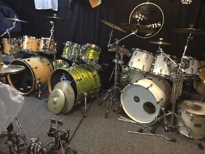 DRUM STUFF - Kits - Shell Packs - Yamaha - Gretsch - Pearl