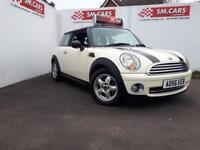 2007 56 MINI COOPER WITH CHILLI PACK.GREAT COLOUR.FACELIFT MODEL.FULL SH.2 KEYS.