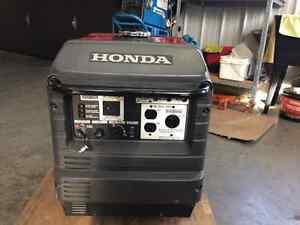 Génératrice Honda eu3000is