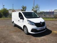 Renault Trafic SL27 DCI BUSINESS+ VAN 115 DIESEL MANUAL WHITE (2015)