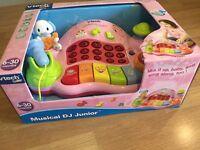 V-tech Musical DJ Junior