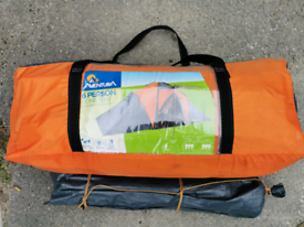Halfords 6 person tent brand new unused