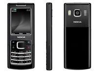 Nokia 6500 Classic Mobile Phone