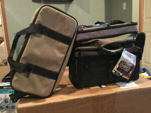 Brand new Fishing tackle bag by Flambeau.