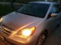 2007 Honda Odyssey Minivan, Van